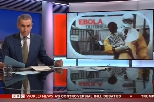 Ebola on the News